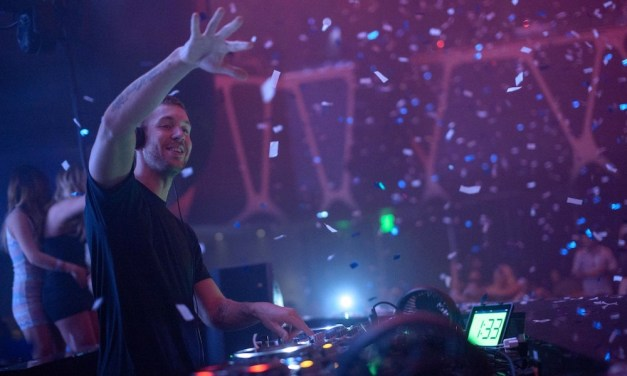 Calvin Harris @ Hakkasan Las Vegas || Event Review