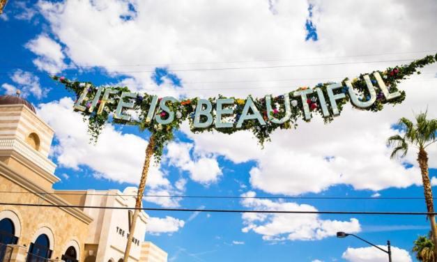 Life Is Beautiful 2016 || Pandora Livestream Announced