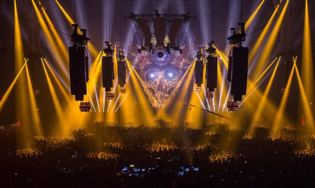 EDM Identity's Top 10 Spooky Stages!