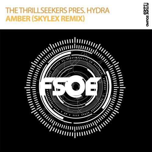The Thrillseekers presents Hydra - Amber (Skylex Remix) - Cover Art