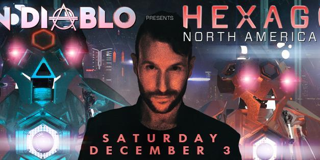 Don Diablo @ Avalon Hollywood || Review