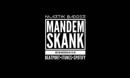 "Martin Badder Brings House Flavor With ""Mandem Skank"""
