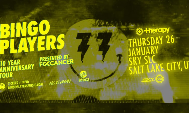 Bingo Players @ Therapy Thursdays || Preview & Giveaway
