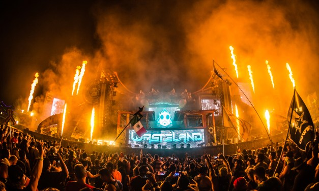 Basscon's wasteLAND Stage Returns To EDC Las Vegas This Year!