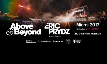 Above & Beyond and Eric Prydz @ RC Cola Plant    Event Preview