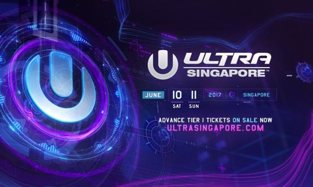 Ultra Singapore 2017    Phase One Lineup Announced!