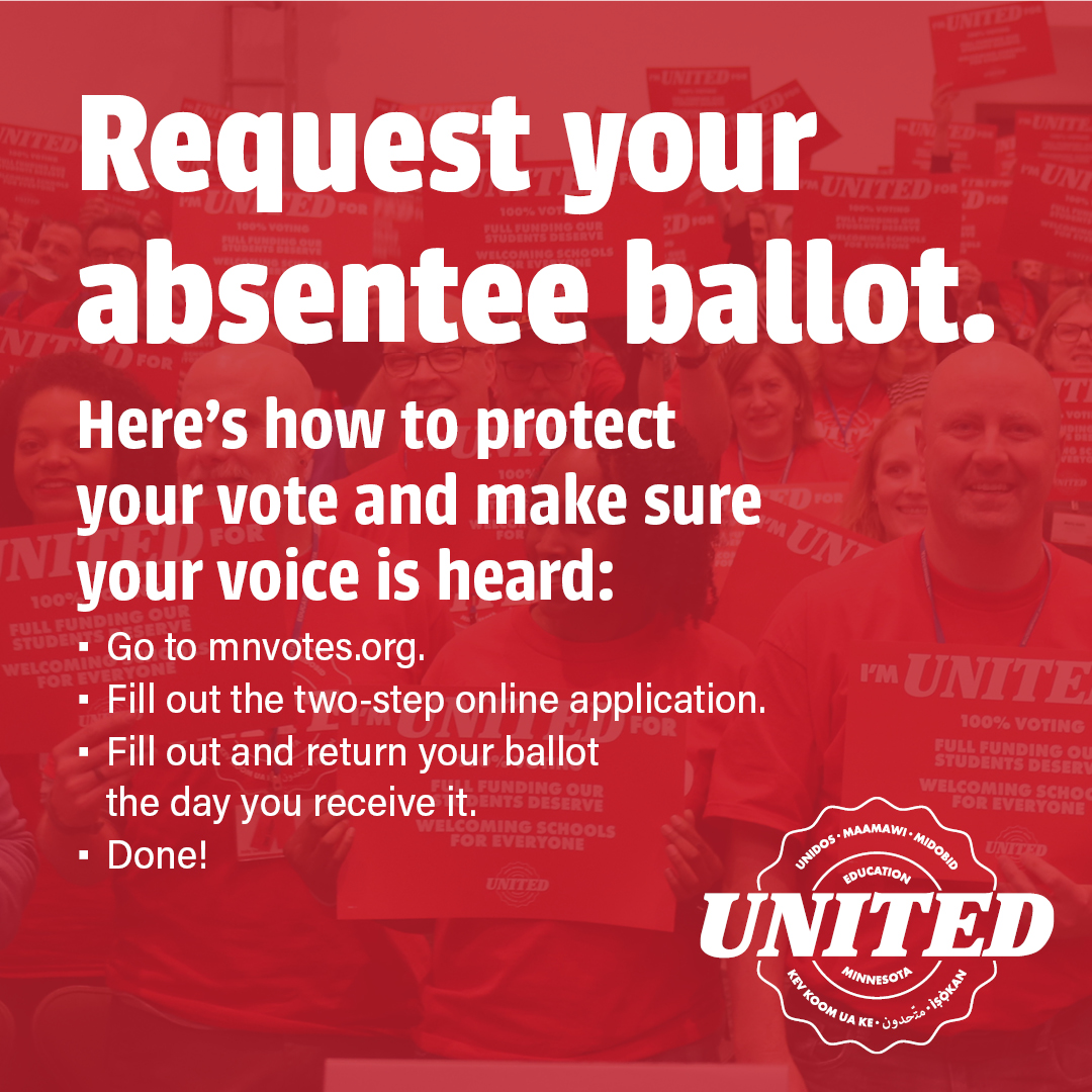 2020 elections: Steps to request an absentee ballot. #edmnvotes