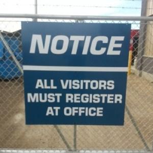 Edmonton Aluminum Signs