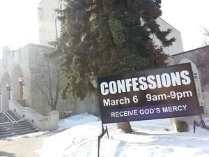 Edmonton Church Portable Signs
