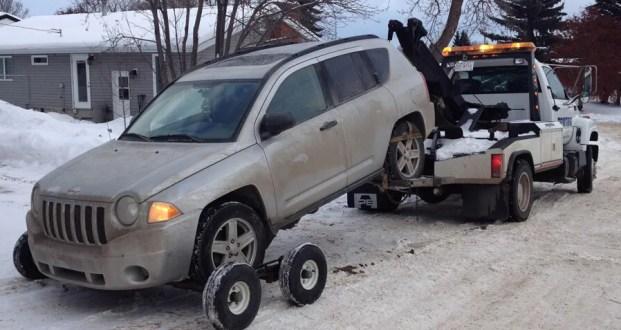 Edmonton Cash for Junk Car