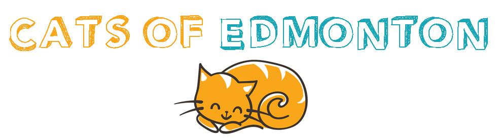 Cats of Edmonton logo