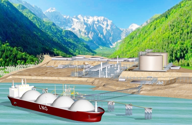 Co-operation, not proliferation, key to B.C.'s LNG projects, analysts say