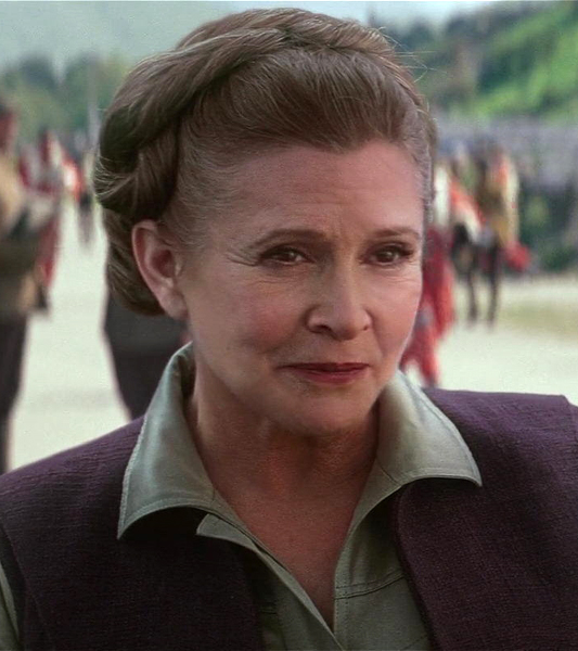 Carrie Fishers Death Will Not Affect Star Wars The Last Jedi