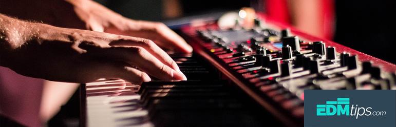 edm chord progressions
