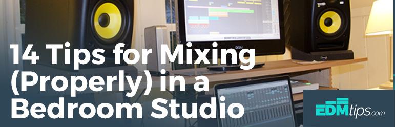 home-studio-mix-techniques
