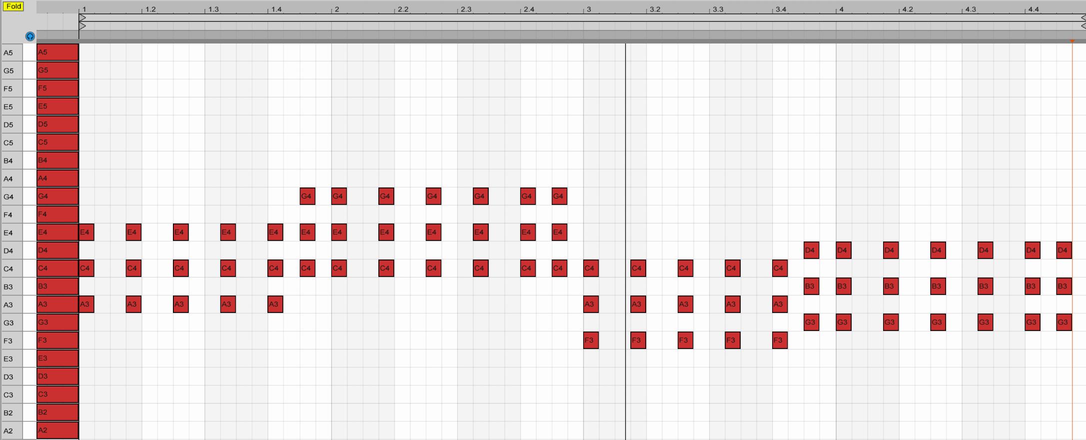chord syncopation