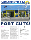 Port Cuts? - 2014-07-01 - Barbados Today - Back Page
