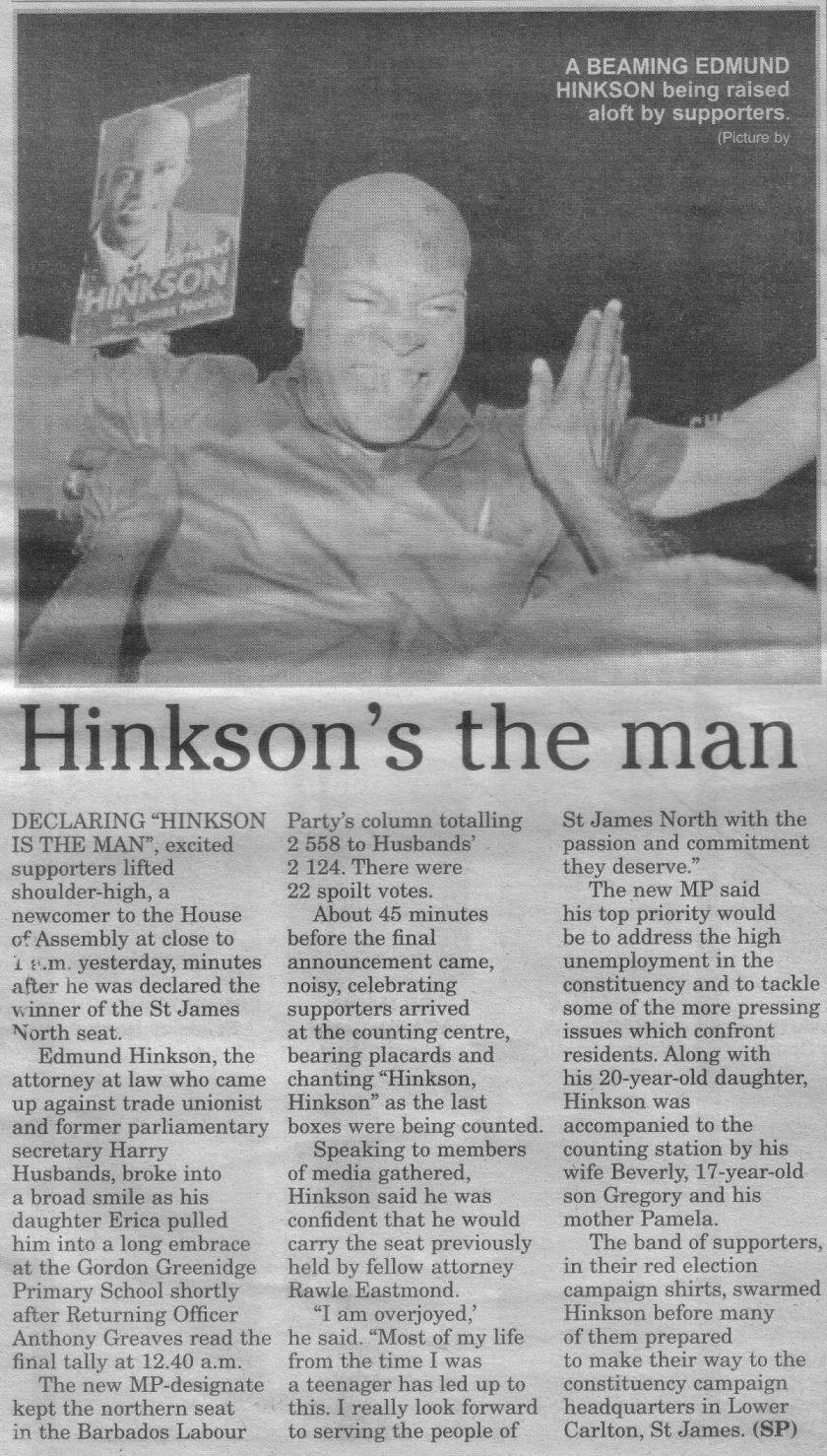 Hinkson's  the man - 2013-02-23 - Sunday Sun