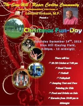 2013-12-14 Christmas Fun Day