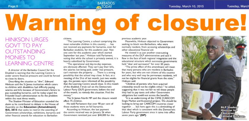 2015-03-10-Barbados-Today-Pages6-7