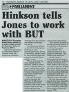 Hinkson tells Jones to work with BUT - 2015-03-19 - Daily Nation - Page 14