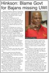 Hinkson: Blame Govt for Bajans missing UWI – 2016-08-24 – Barbados Today – Page 5