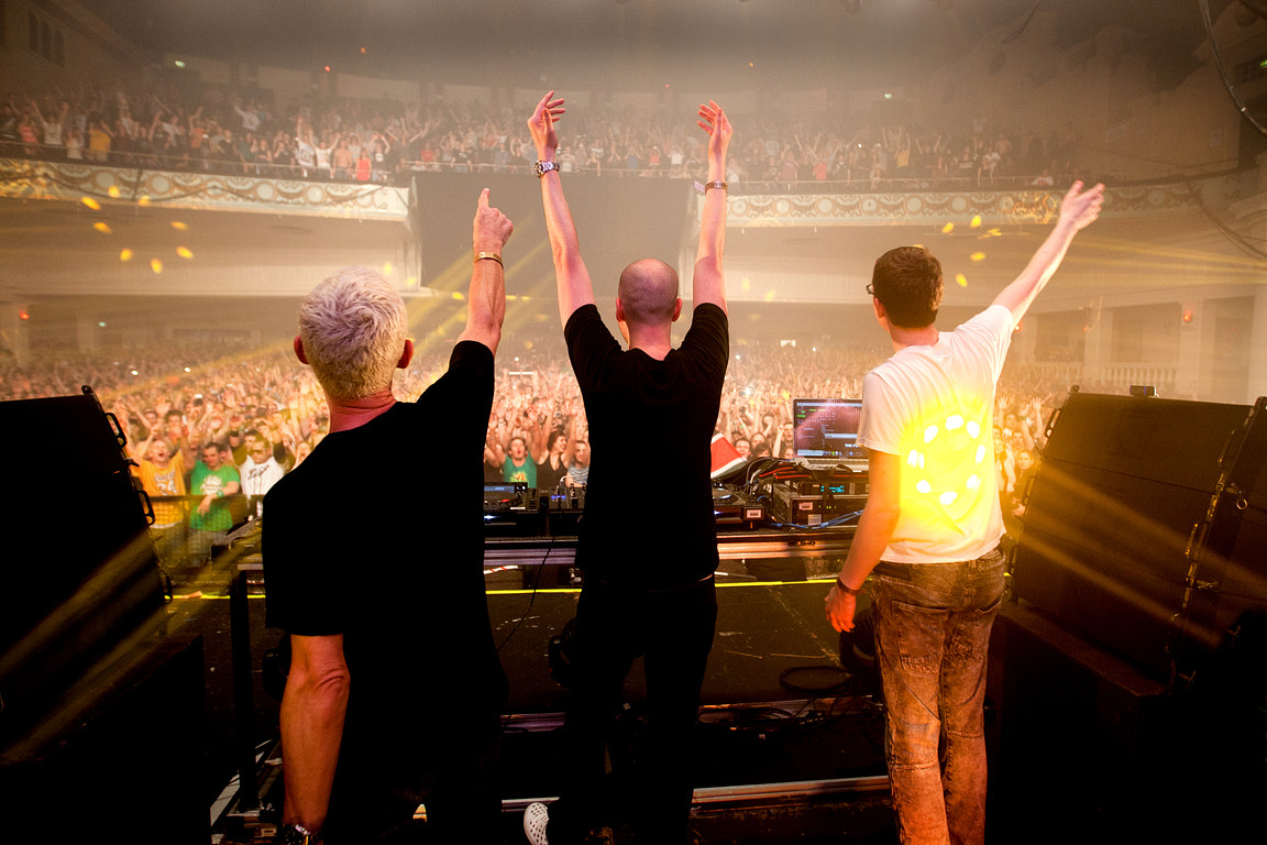 Image result for above and beyond live
