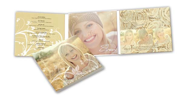 6 Panel Digipak with CD-ROM Replication