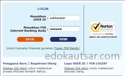 Solusi Aktivasi Mandiri Clickpay yang Gagal