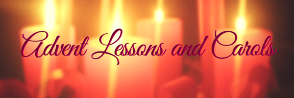 advent lessons and carols 2016 the episcopal diocese of