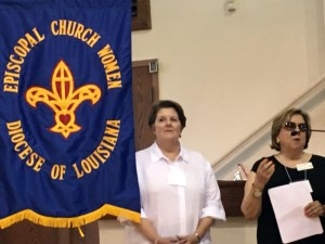 """""""Stir up the Spirit - Celebremos""""!: 129th Annual Gathering of the ECW of the Diocese of Louisiana"""