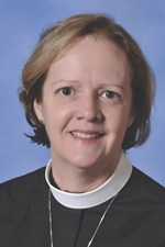 The Rev. Sharon Alexander (Elected - First Alternate)