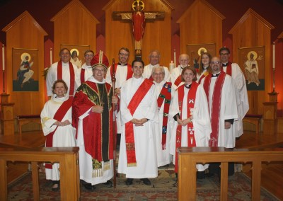 Photographs: Ordination of Bobby Hadzor to Sacred Order of Deacons