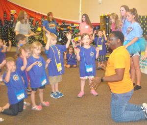 Vacation bible school unites local churches | Living | livingstonparishnews.com