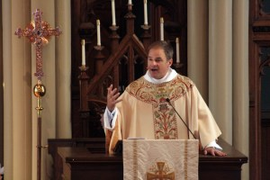 Photographs: The Rev. Andrew Thayer First Sunday at Trinity, New Orleans