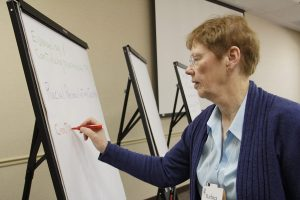 Come, labor on: Program, Budget & Finance begins triennial budget work