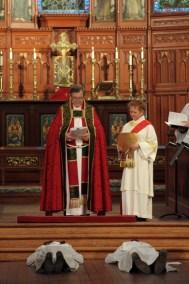 Photographs: Ordination of Gina Jenkins and Stephen Shortess