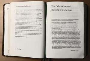 Convention's marriage task force proposes non-marriage rites, ways to minister to cohabitants