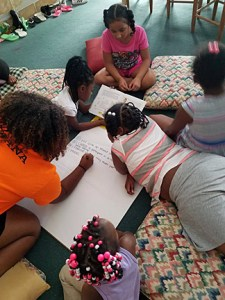 Ministry with Confederate roots helps African-American children become better readers, citizens