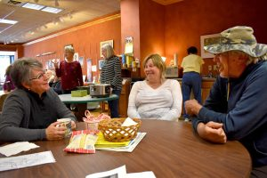 Extending the Table pursues Christian ministries as means to build relationships in community