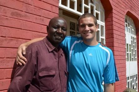 Abel & Me at Harvest Bible College