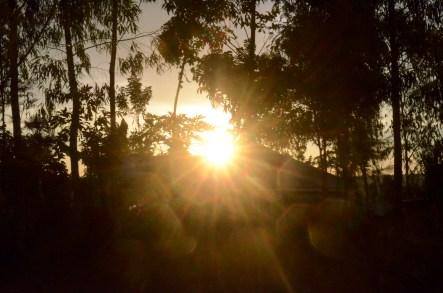 Beautiful Sunsets in Kenya