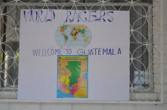 Welcome to Guatemala!