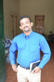 Pastor Jaime