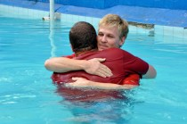 After SBJ baptized me