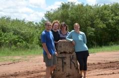Squad Leaders at Tanzania/Kenya Border