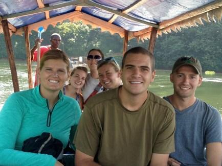 Team TUMBLER on the Nile!