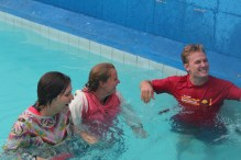 All three Squad Leaders in the pool!