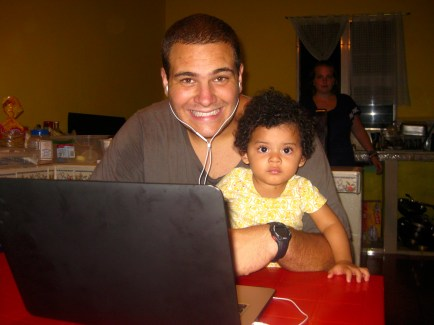Carmencita & me again
