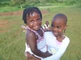 Cute Girls at Church